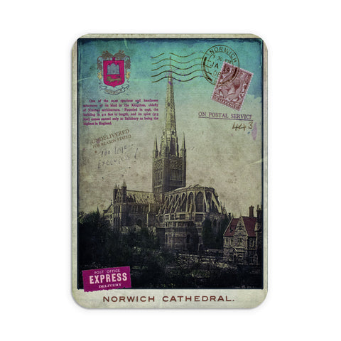 Norwich Cathedral Mouse Mat