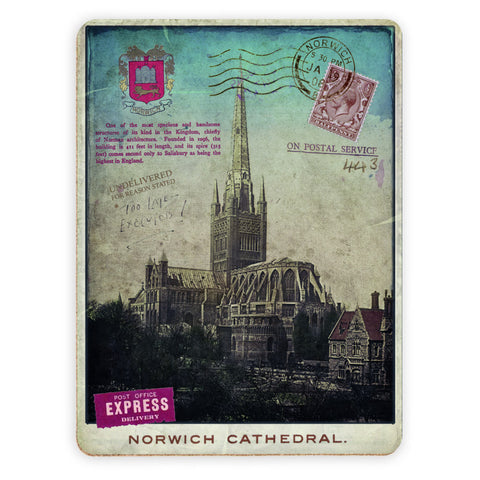 Norwich Cathedral Placemat