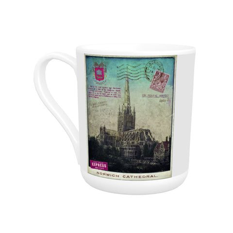 Norwich Cathedral Bone China Mug