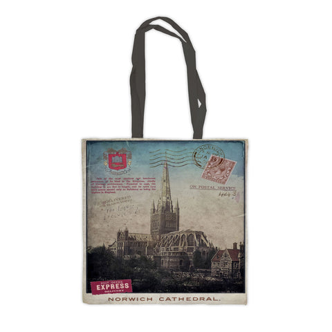 Norwich Cathedral Premium Tote Bag
