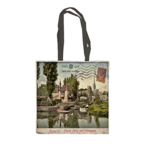 Poules Ferry and Watergate, Norwich Premium Tote Bag