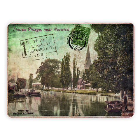 Thorpe Village, Norwichh Placemat