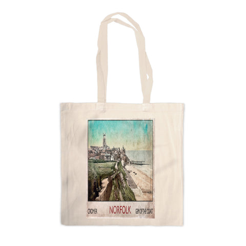 Cromer Canvas Tote Bag