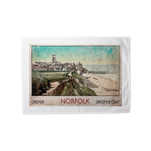 Cromer Tea Towel