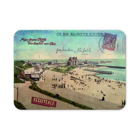 Gorleston-On-Sea Mouse Mat