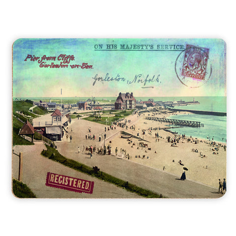 Gorleston-On-Sea Placemat
