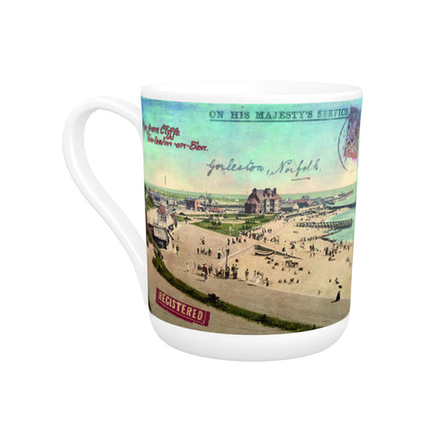 Gorleston-On-Sea Bone China Mug