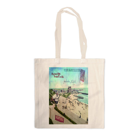 Gorleston-On-Sea Canvas Tote Bag