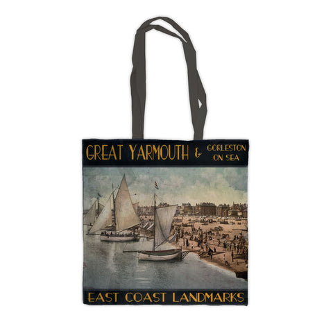 Great Yarmouth and Gorleston on Sea Premium Tote Bag