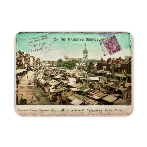Market Place, Great Yarmouth Mouse Mat