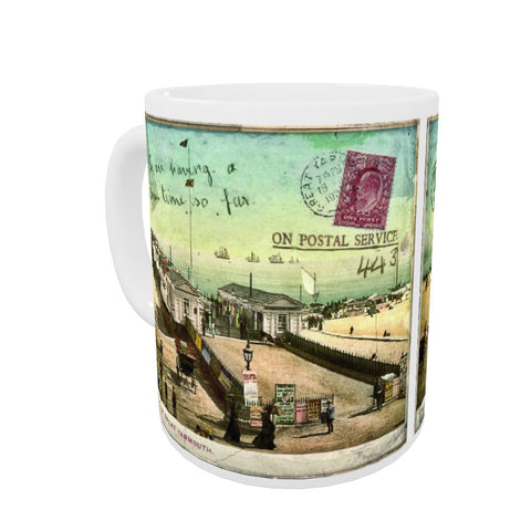 Britannia Pier, Great Yarmouth Mug