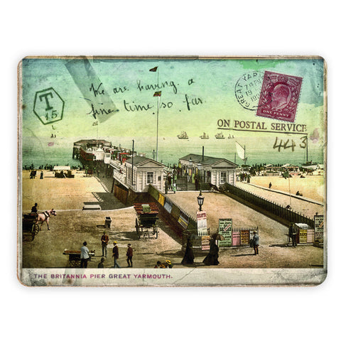 Britannia Pier, Great Yarmouth Placemat