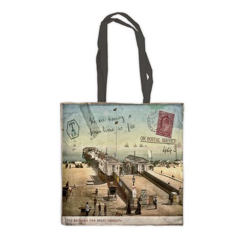 Britannia Pier, Great Yarmouth Premium Tote Bag