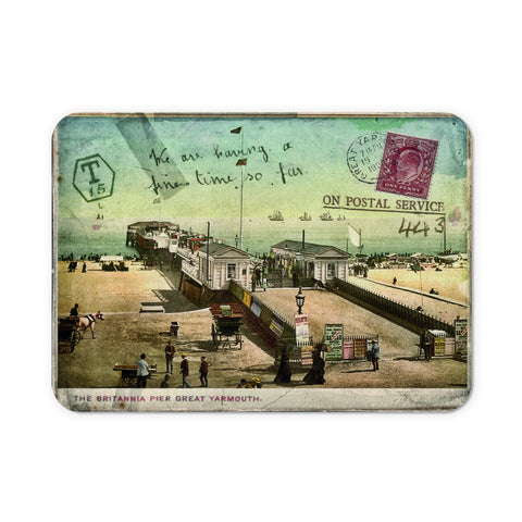 Britannia Pier, Great Yarmouth Mouse Mat