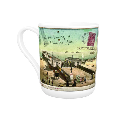 Britannia Pier, Great Yarmouth Bone China Mug