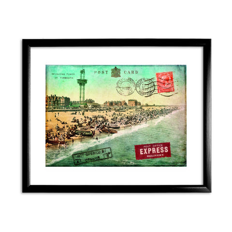 Great Yarmouth Framed Print