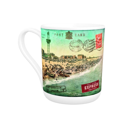 Great Yarmouth Bone China Mug