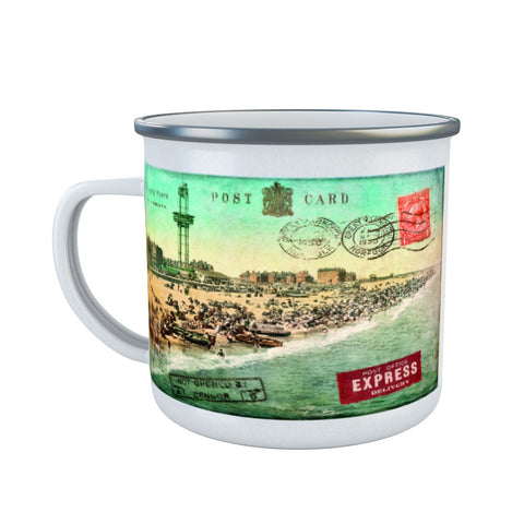 Great Yarmouth Enamel Mug