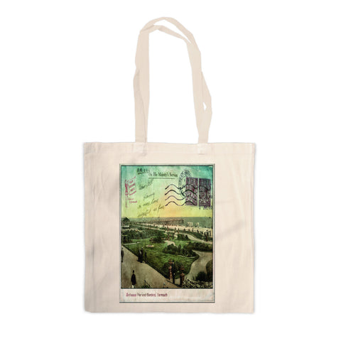 Great Yarmouth Canvas Tote Bag