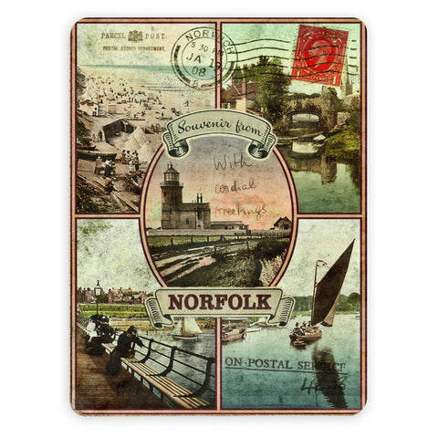 Souvenirs from Norfolk Placemat