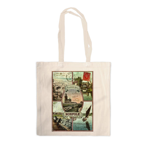 Souvenirs from Norfolk Canvas Tote Bag