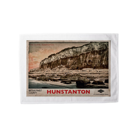 Hunstanton Tea Towel