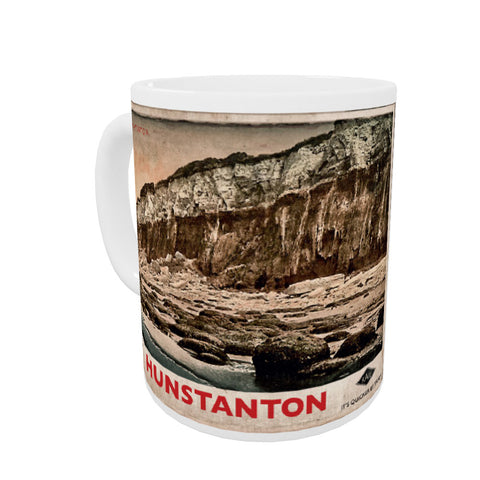 Hunstanton Coloured Insert Mug