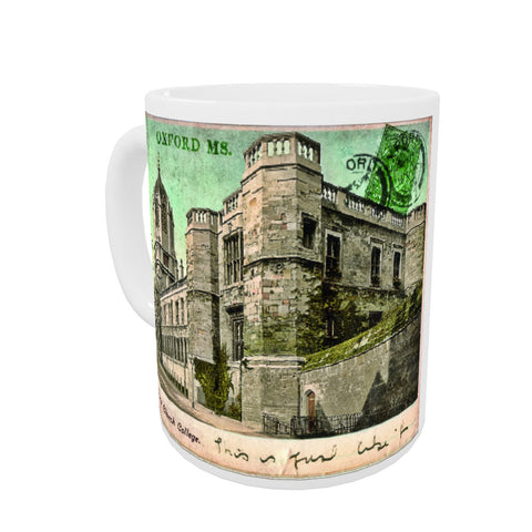Christ Church College, Oxford Mug