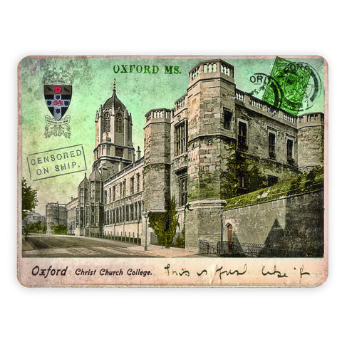 Christ Church College, Oxford Placemat