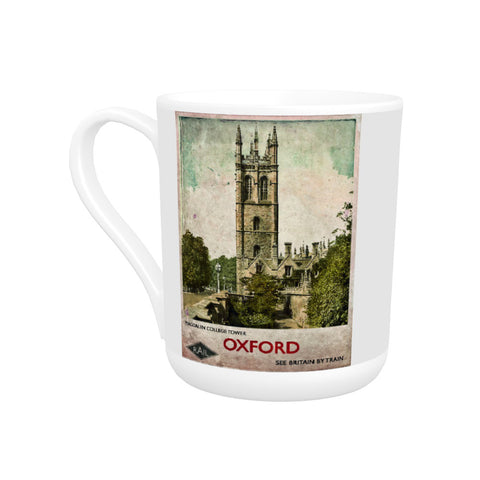 Magdalen College Tower, Oxford Bone China Mug