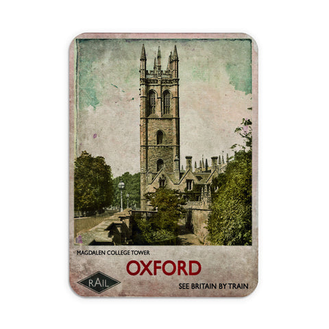 Magdalen College Tower, Oxford Mouse Mat
