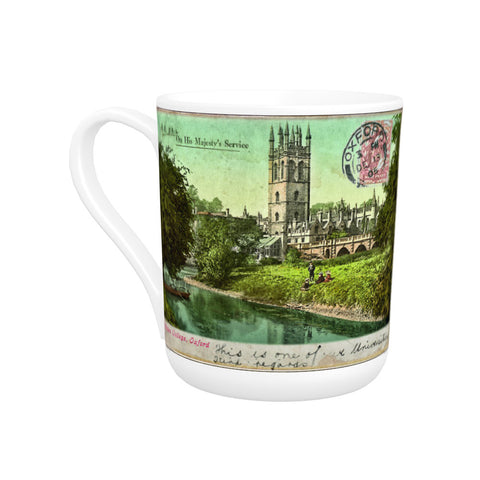 Magdalen College, Oxford Bone China Mug