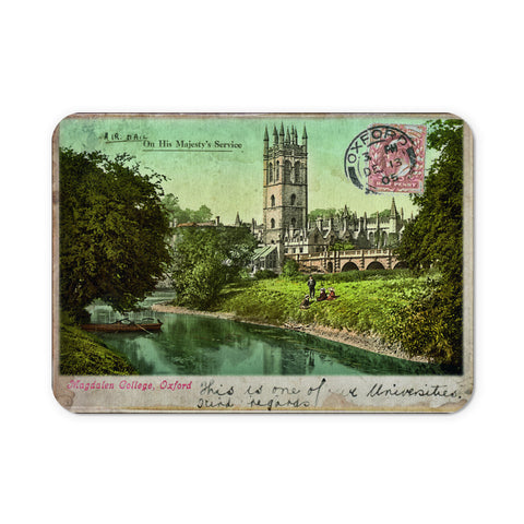 Magdalen College, Oxford Mouse Mat