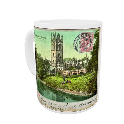 Magdalen College, Oxford Mug