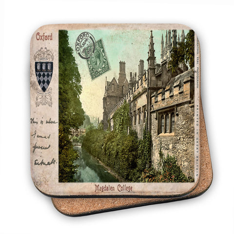 Magdalen College, Oxford MDF Coaster