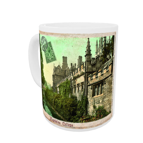 Magdalen College, Oxford Coloured Insert Mug