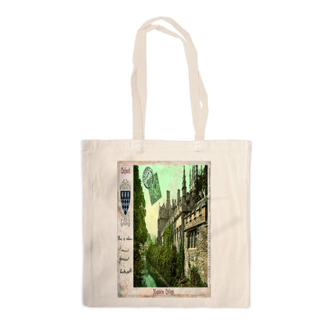 Magdalen College, Oxford Canvas Tote Bag