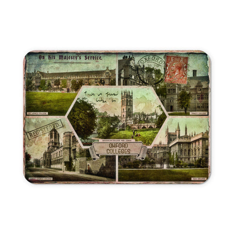 Oxford Colleges Mouse Mat