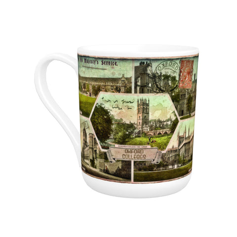 Oxford Colleges Bone China Mug