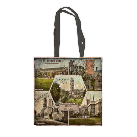 Oxford Colleges Premium Tote Bag