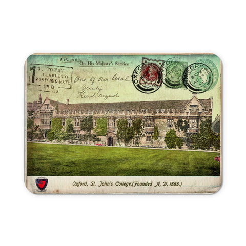 St Johns College, Oxford Mouse Mat