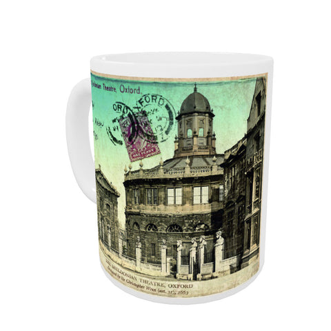 Broad Street and Sheldonian Theatre, Oxford Mug