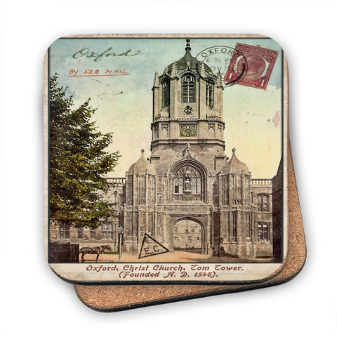 Christ Church College, Oxford MDF Coaster