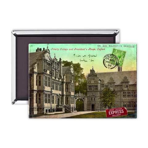 Trinity College, Oxford Magnet