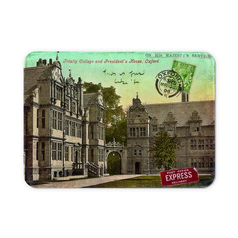 Trinity College, Oxford Mouse Mat
