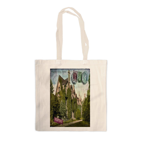 Worcester College, Oxford Canvas Tote Bag