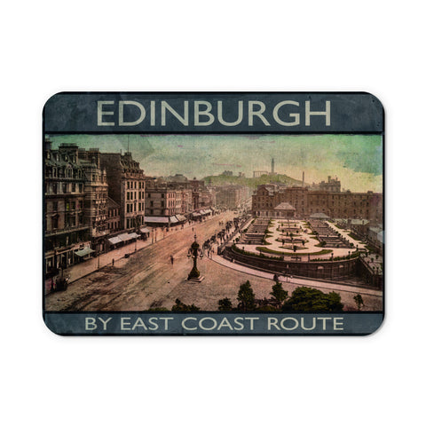 Edinburgh, Scotland Mouse Mat