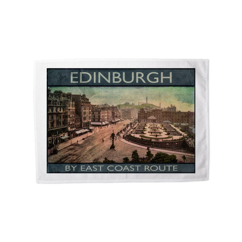 Edinburgh, Scotland Tea Towel