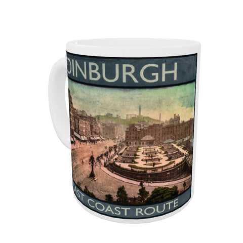 Edinburgh, Scotland Mug