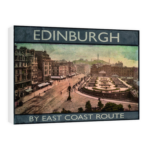 Edinburgh, Scotland 60cm x 80cm Canvas